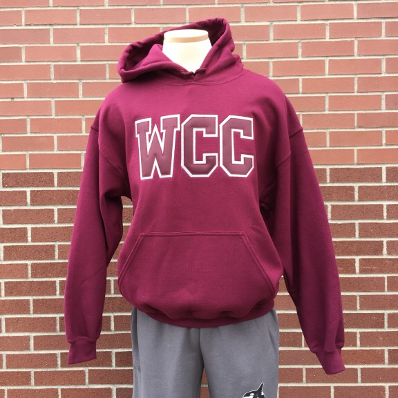 Tackle Twill Maroon Swtsht
