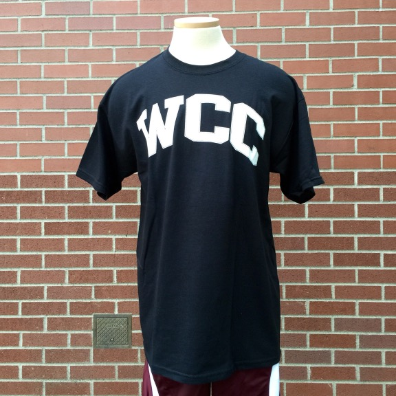 WCC T-SHIRT BLACK